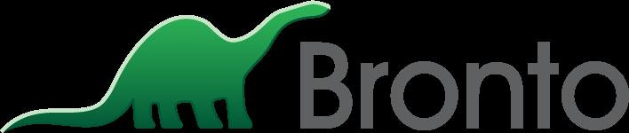 bronto email logo