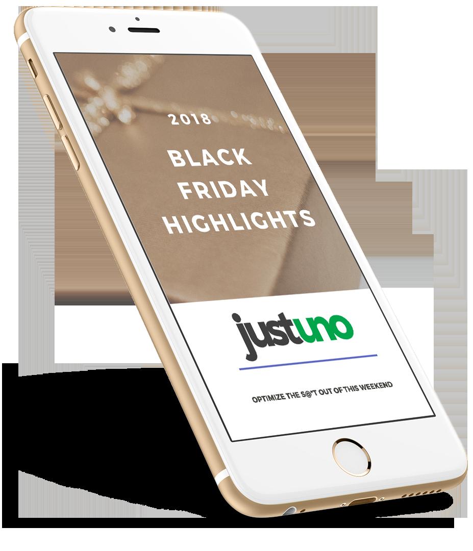 Black Friday Highlights Guide