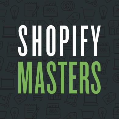 Shopify Masters Logo