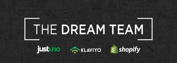 The Dream Team Banner