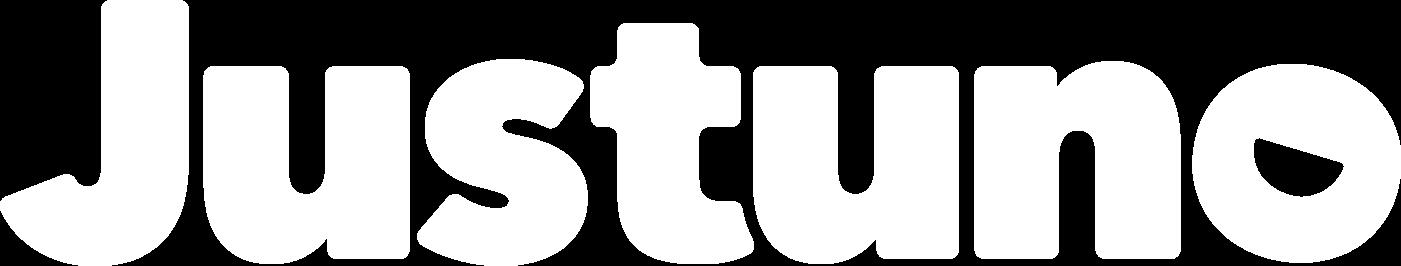 White (No Padding) Justuno logo-1