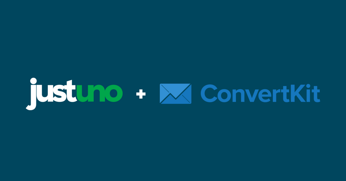 Convertkit_integration_justuno