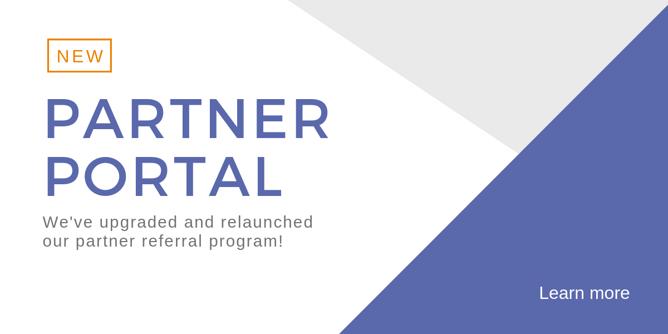 Partner Portal Announcement Header