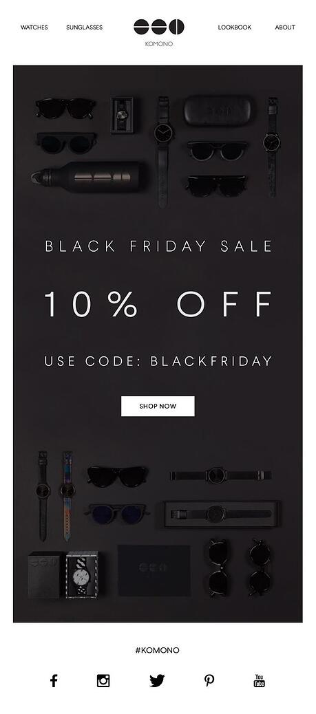 skomono black friday ad